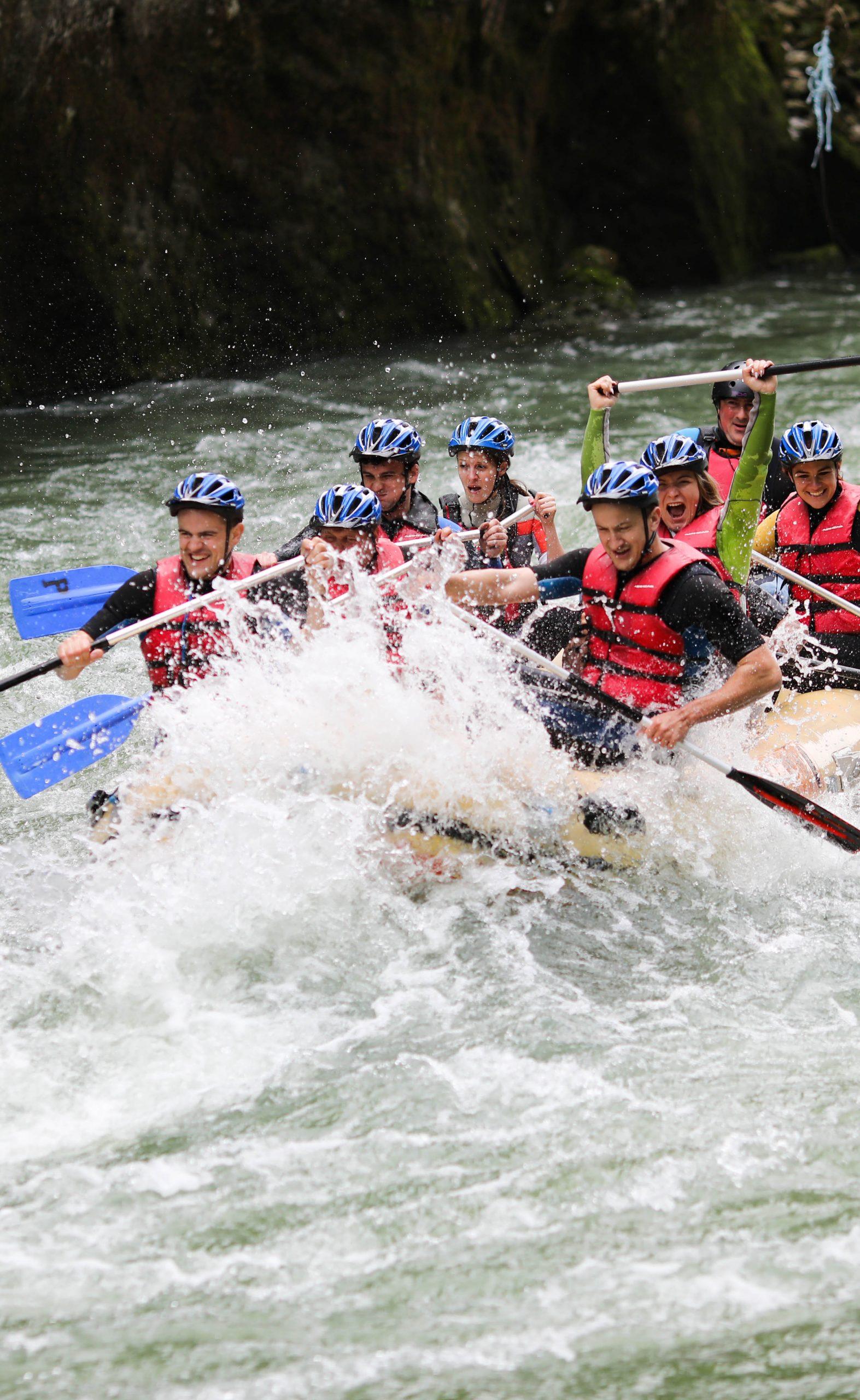 Vrbas Rafting Banja Luka